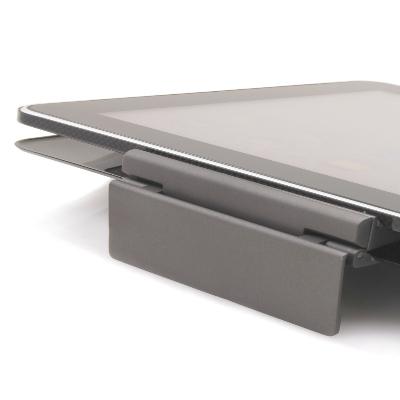 CFWS11 Elite Foilo Carbon Fiber pour iPad 2   Une coque multi usage de luxe avec un prix de luxe