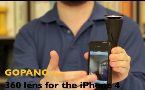 Capture d'écran 2011 04 27 à 15.47.29 GoPano micro   Faites des vidéos à 360° avec votre iPhone 4