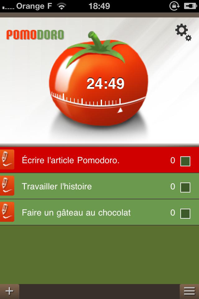 IMG 0859 [Dossier] Améliorez votre productivité avec la méthode Pomodoro! (+concours)