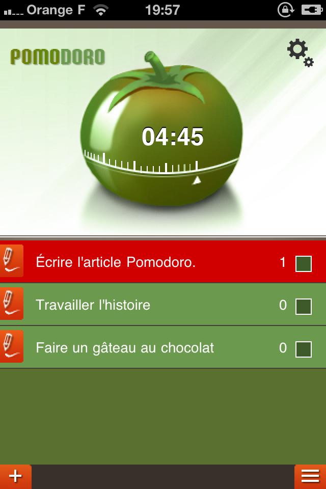 IMG 0860 [Dossier] Améliorez votre productivité avec la méthode Pomodoro! (+concours)