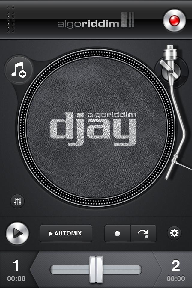 IMG 0899 Test de Djay   mixez où vous voulez sur iPhone (7,99€, en promo à 0,79€)
