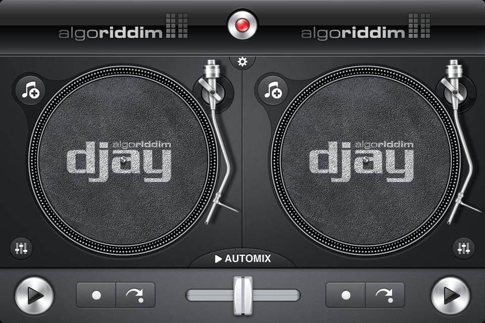 IMG 09001 Test de Djay   mixez où vous voulez sur iPhone (7,99€, en promo à 0,79€)