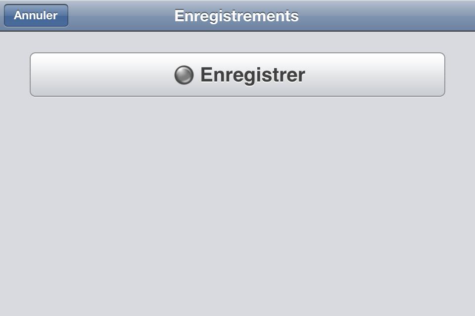 IMG 0904 Test de Djay   mixez où vous voulez sur iPhone (7,99€, en promo à 0,79€)
