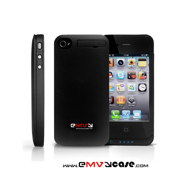 emvy4 Test de la coque EMVY i4 – La plus fine et légère des batteries coques pour iPhone 4