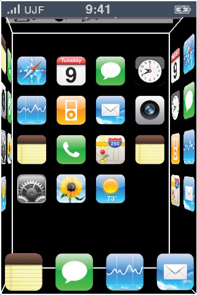 3 i3D (gratuit) : voir en 3D sur votre iPhone 4 / iPad 2 / iTouch
