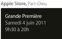 AppleStoreLyon1 Ouverture Apple Store à Lyon : samedi prochain   4 juin 2011
