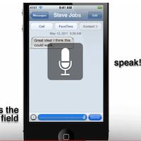 Capture d'écran 2011 05 18 à 14.45.18 [Video] Un concept de reconnaissance vocale dans iOS5