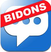 Capture d'écran 2011 05 21 à 15.21.46 3 codes à gagner de Excuses Bidons   Des Excuses amusantes sur votre iPhone (0,79€)