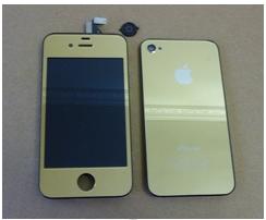Coque Or Changer votre iPhone de couleur !
