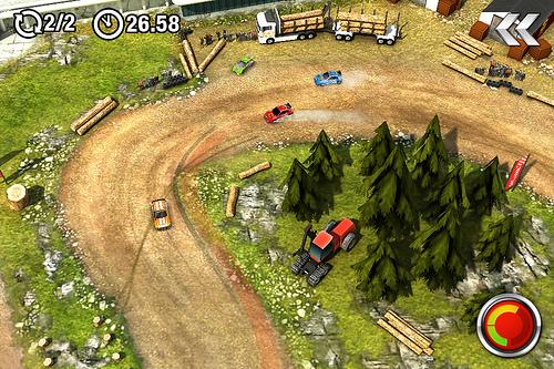 Drawrace 2 img 2 Redlynx dévoile un premier Teaser DrawRace 2 Racing evolved