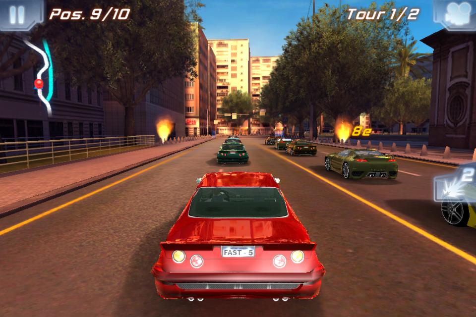 IMG 0944 Test de Fast And Furious 5 [Officiel]    Des Courses déjantées sur votre iPhone (3,99€)