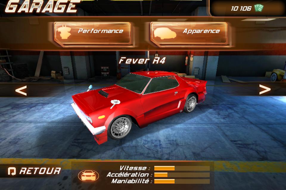 IMG 0966 Test de Fast And Furious 5 [Officiel]    Des Courses déjantées sur votre iPhone (3,99€)