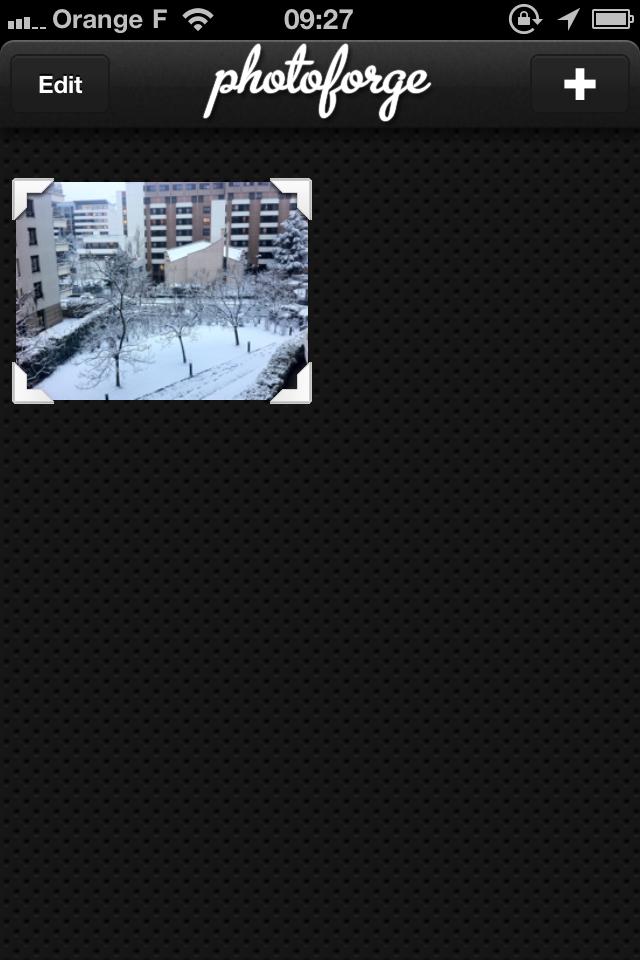 IMG 1003 2 codes de Photoforge2, le Photoshop de liPhone (2,39€)
