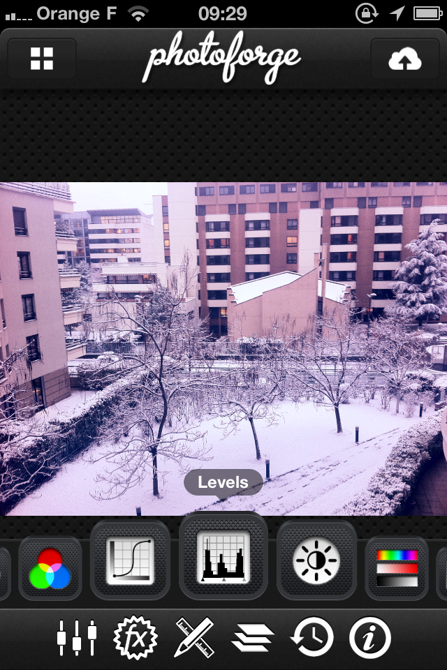 IMG 1006 2 codes de Photoforge2, le Photoshop de liPhone (2,39€)