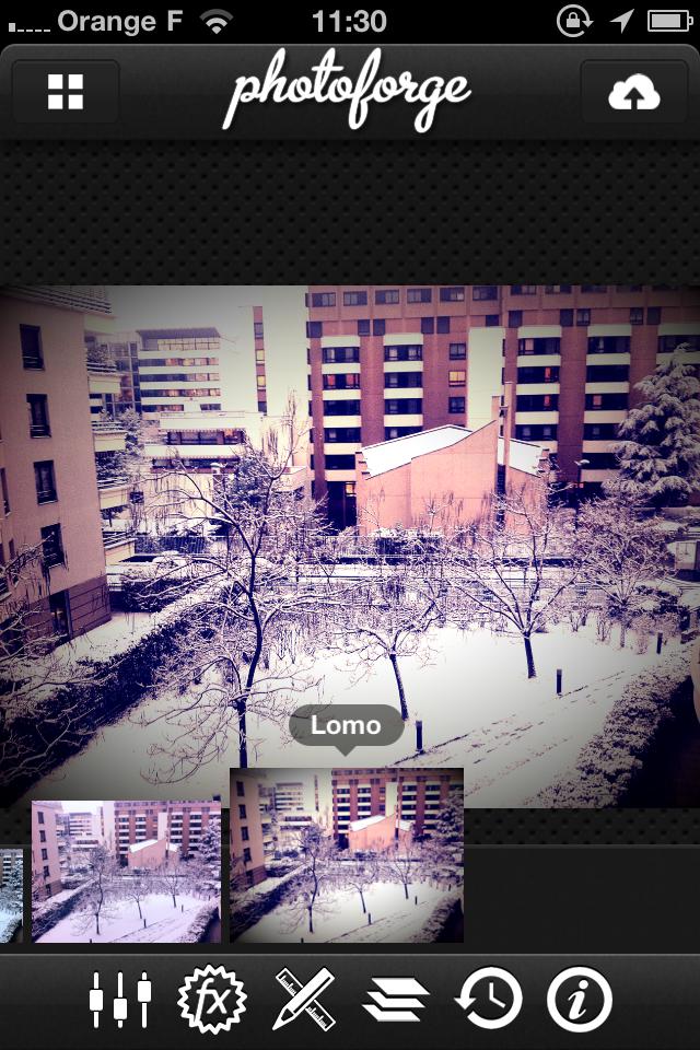 IMG 1012 2 codes de Photoforge2, le Photoshop de liPhone (2,39€)