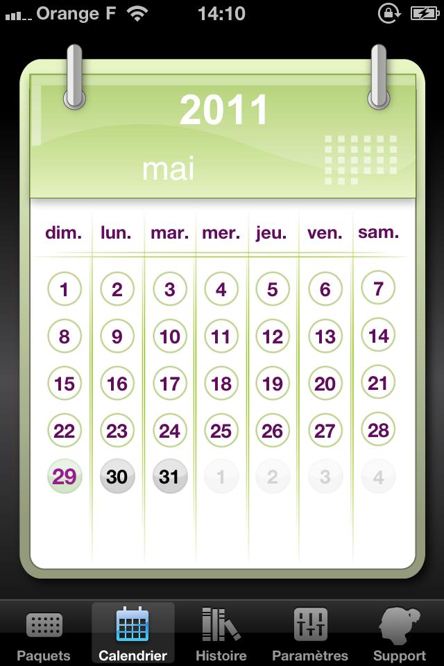 IMG 1067 [Test] MyPill, prenez la pilule sans stress (1,59€)
