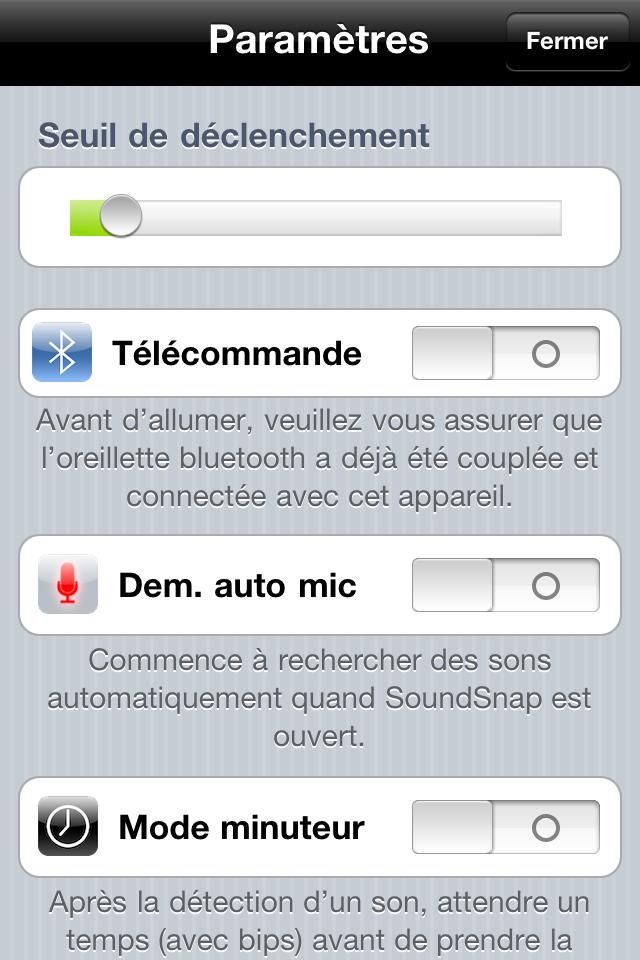IMG 1092 [Test] SoundSnap, prendre des photos avec votre voix (0,79€)