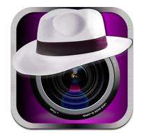 Logo Top Espion Pro 5 codes à gagner Top Espion Pro (0,79€) : photographier, filmer en toute discrétion !