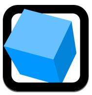 Logo1 i3D (gratuit) : voir en 3D sur votre iPhone 4 / iPad 2 / iTouch