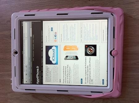 Photo 28 mai 2011 11 52 03 [Concours] Drop case   Une coque intégrale pour iPad 2, jolie, pratique et surtout très protectrice (43€)
