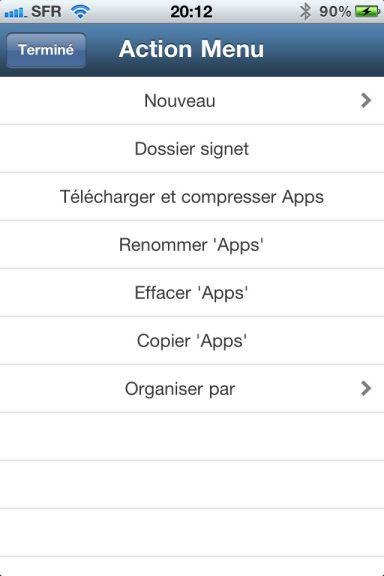 ccp iphone 2 10 codes à gagner de Cloud Connect Pro (19,99€ !!)   Client FTP, VNC/RDP, Dropbox, MobileMe...