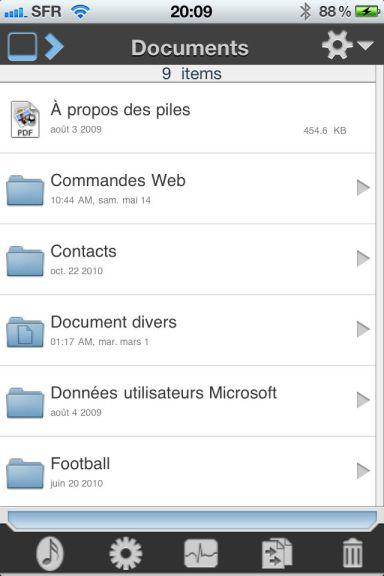 ccp iphone 3 10 codes à gagner de Cloud Connect Pro (19,99€ !!)   Client FTP, VNC/RDP, Dropbox, MobileMe...