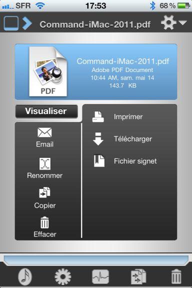 ccp iphone 5 10 codes à gagner de Cloud Connect Pro (19,99€ !!)   Client FTP, VNC/RDP, Dropbox, MobileMe...
