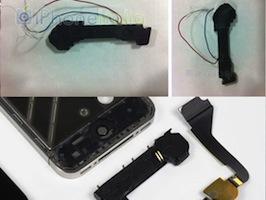 iPhone 5 composants Bouton home tactile sur liPhone 5 : sûrement pas