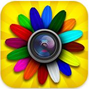 icon1 3 codes à gagner de FX Photo Studio HD (iPad)   La meilleure App pour faire des photos originales