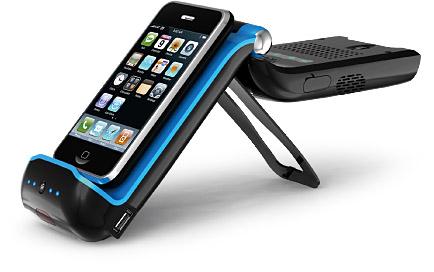 p60 1 Mili power projector 2   Un pico projecteur ultra pratique pour iPhone et iPad