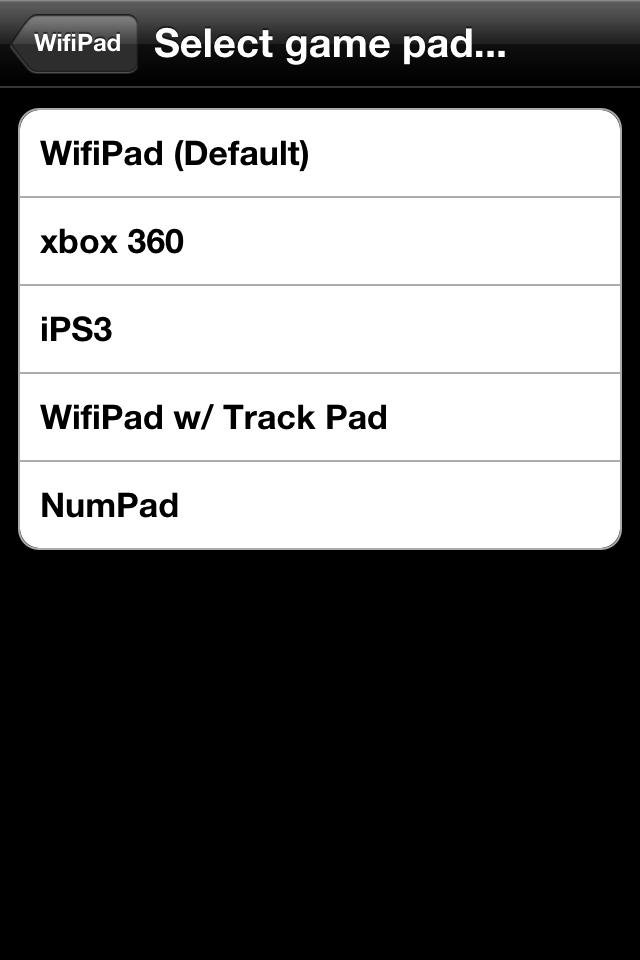 wifipad iphone 3 Astuce : Utiliser gratuitement liPhone en pavé numérique sans fil pour lordinateur