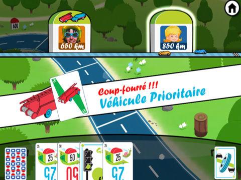 1000 Bornes 2 Le jeu du 1000 bornes débarque sur lApp Store (2,39€)
