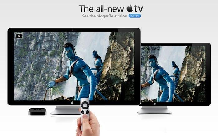 Apple TV iOS1 Apple lancerait une télévision sous iOS à lautomne