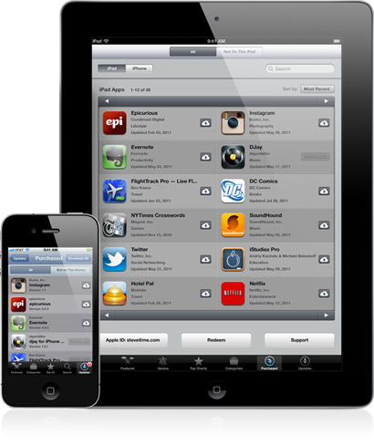 Appstore iCloud Récapitulatif de la keynote : Tout savoir sur iCloud (Gratuit)