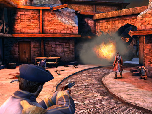 BackStab 2 [+] BackStab de Gameloft disponible sur lApp Store (5,49€)