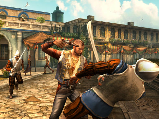 BackStab [+] BackStab de Gameloft disponible sur lApp Store (5,49€)