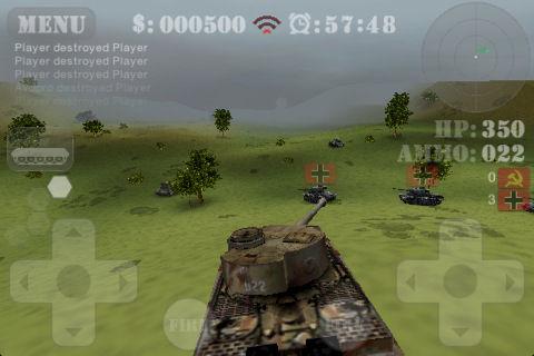 BattleZone 3D Les bons plans de lApp Store ce mardi 21 juin 2011