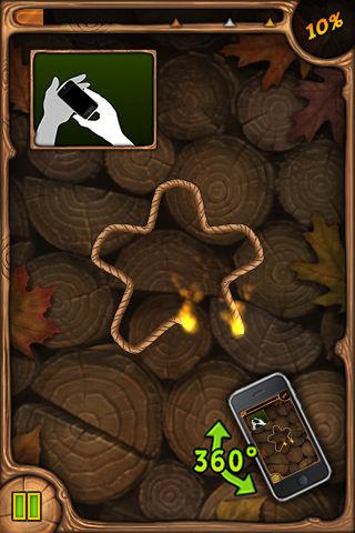Burn the rope [EDIT] Les bons plans de lApp Store ce samedi 18 juin 2011 (Bonnes Apps)