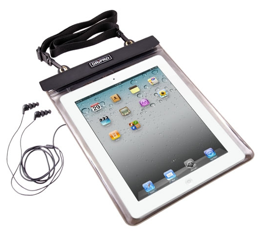 Capture d'écran 2011 06 28 à 19.23.31 [Test] WaterProof Case pour iPad   Résistera t il à un plongeon dans une piscine ?