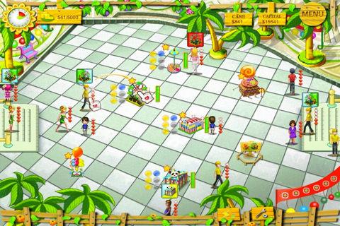 Carnival tycoon Les bons plans de lApp Store ce jeudi 23 juin 2011