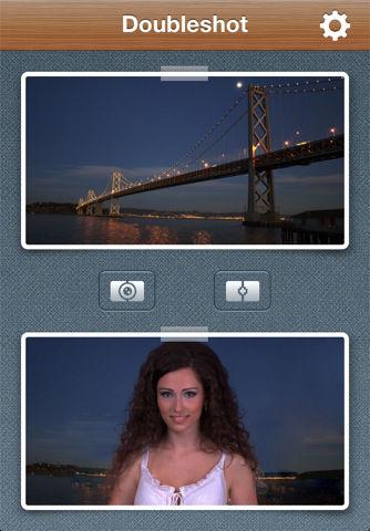 Double Shot photo Les bons plans de lApp Store ce dimanche 26 juin 2011 (Bonnes Apps)