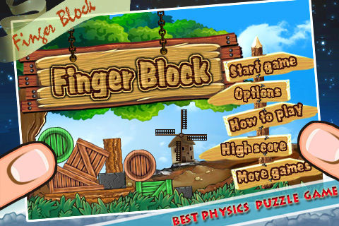 Finger-block