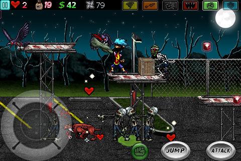 Ghost Ninja Les bons plans de lApp Store ce dimanche 26 juin 2011 (Bonnes Apps)