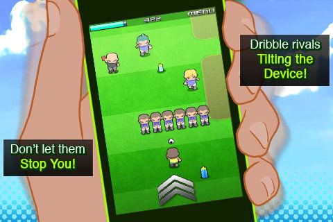 Go go soccer [EDIT] Les bons plans de lApp Store ce samedi 18 juin 2011 (Bonnes Apps)