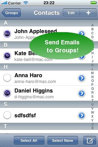 Group mail Les bons plans de lApp Store ce vendredi 24 juin 2011 (Bonnes Apps)