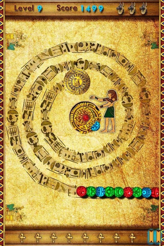 IMG 0092 [Test] The Temple zumas, jouez au zuma nimporte où, nimporte quand (4,99€)