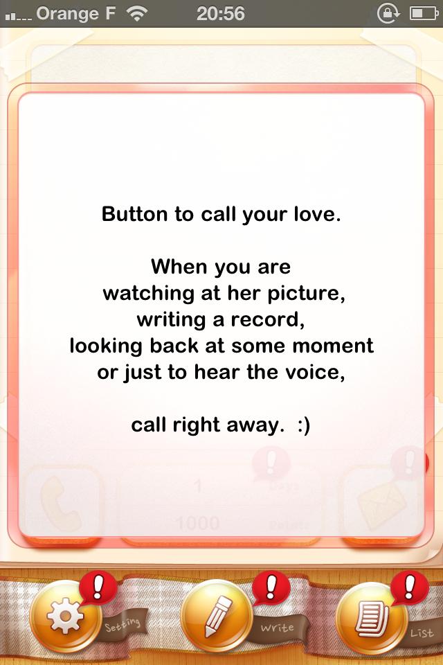 IMG 1079 5 codes à gagner de My Love   Ne négligez plus votre amoureux/amoureuse (2,39€)