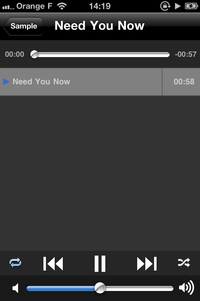 IMG 1137 [Test] Phone Drive, gérez et transférez vos fichiers simplement (0,79€)
