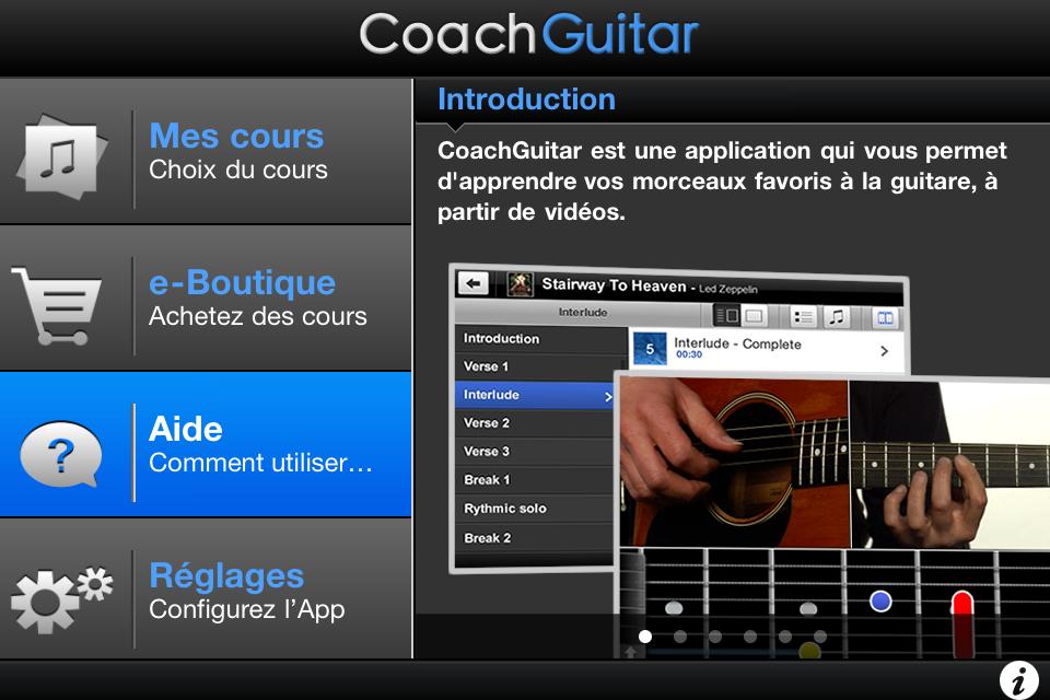 IMG 1188 [Test] CoachGuitar, jouez de la guitare à tous les niveaux (gratuit)