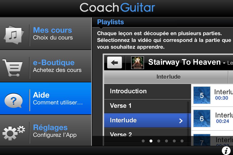 IMG 1189 [Test] CoachGuitar, jouez de la guitare à tous les niveaux (gratuit)